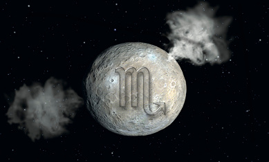 Ceres entered dark and brooding Scorpio on the 7th of August..