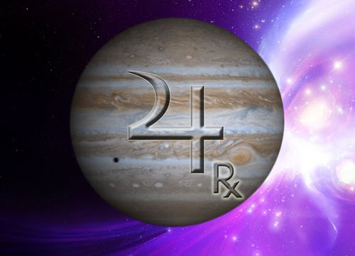 Jupiter turned retrograde on Monday the 8th of December, 2014