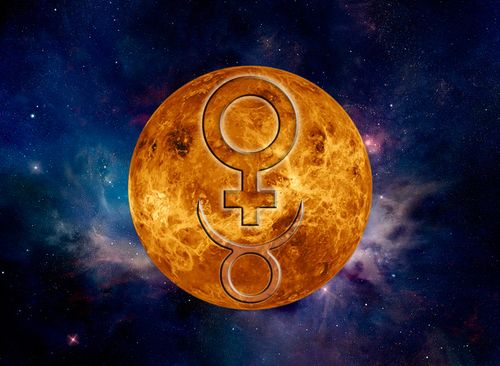 Venus has entered Taurus